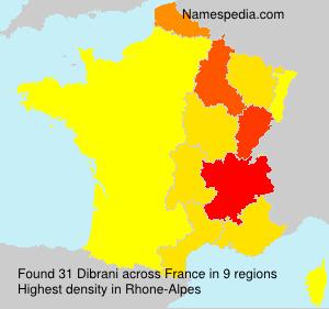 Dibrani - France