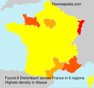 Diefenbach - France