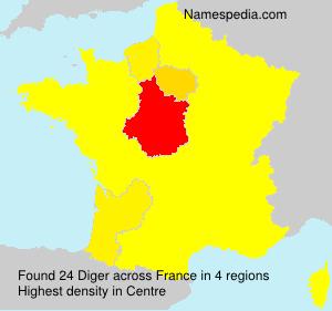 Diger - France
