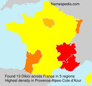 Dikici - France