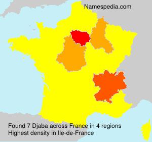Djaba - France