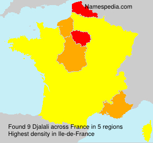 Djalali - France