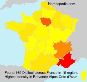 Djellouli - France