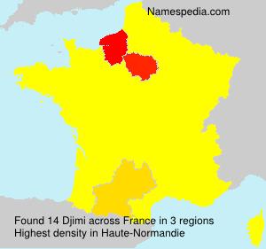 Djimi - France