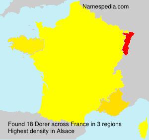 Dorer - France
