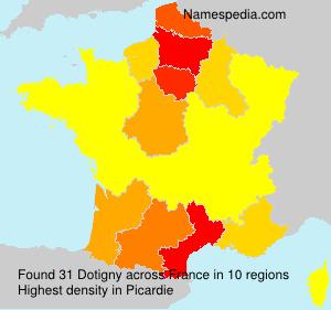 Dotigny - France