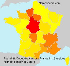 Ducoudray