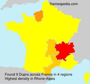 Dupra