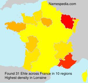 Ehle - France