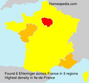 Ehleringer - France