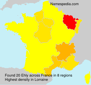 Ehly - France
