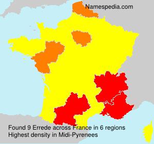 Errede - France