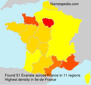 Evariste - France