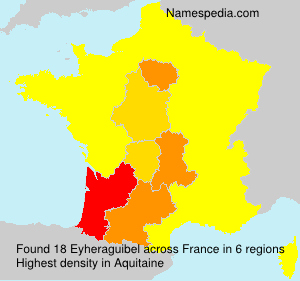 Eyheraguibel - France