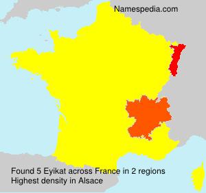 Eyikat - France