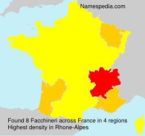 Facchineri - France