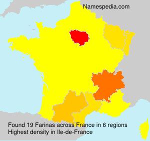 Farinas