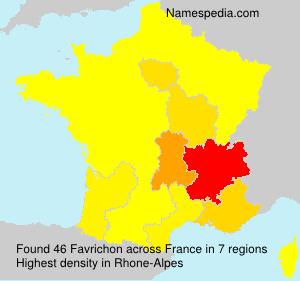Favrichon - France