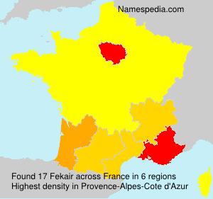Fekair - France