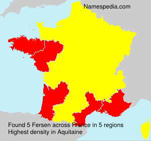 Fersen - France