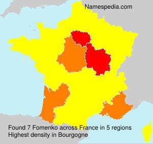 Fomenko - France