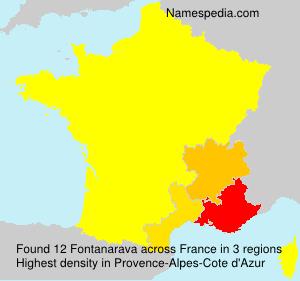 Fontanarava