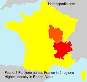 Forcione