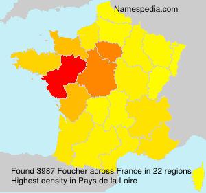 Foucher - France