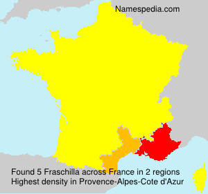 Fraschilla - France