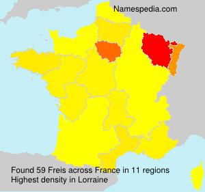 Freis - France