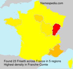 Frisetti - France