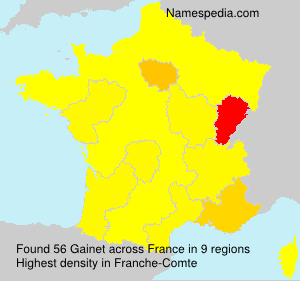 Gainet - France