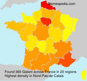 Galant - France