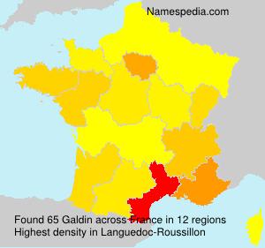 Galdin - France