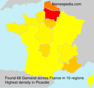 Gamand