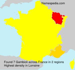 Gambioli