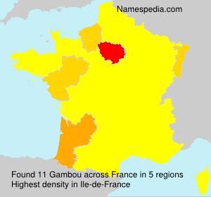 Gambou