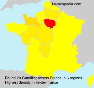 Gandillot