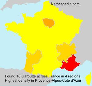Garoutte