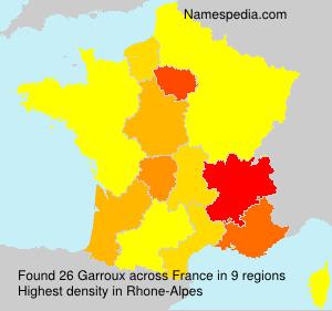 Garroux