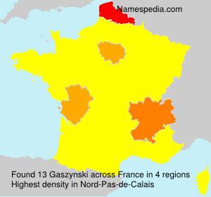 Gaszynski