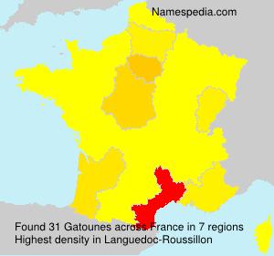 Gatounes