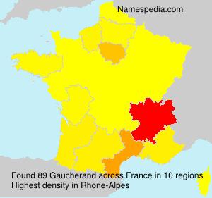 Gaucherand