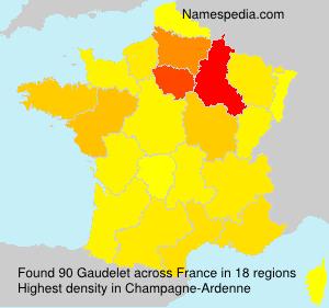 Gaudelet