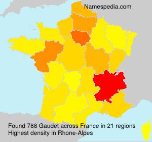 Gaudet