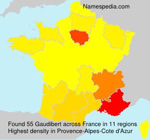 Gaudibert