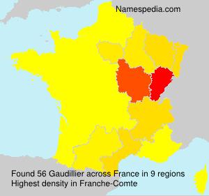 Gaudillier