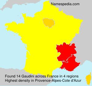 Gaudini