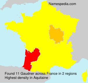 Gaudner