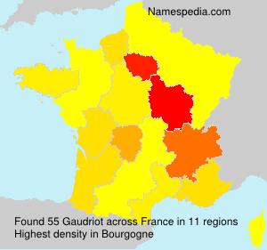 Gaudriot